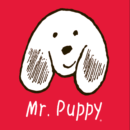 Red Mr Pup